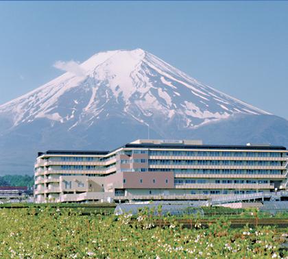 富士吉田市立病院小児科